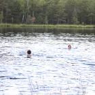 kąpiel w sucharku - fot. M. Załuska